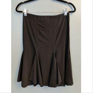 Capezio New Black Shorts Gore Skirt Dance Large